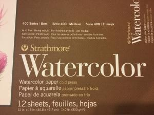 Best paper to use when painting with Inktense
